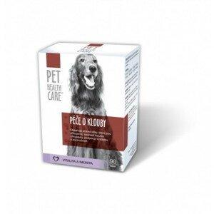 PET HEALTH CARE Starostlivosť o kľby pre psov 90 tabliet