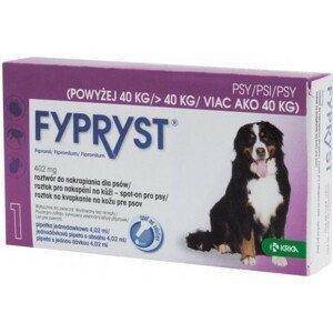 FYPRYST 402 mg PSY NAD 40 KG 1x4,02ml