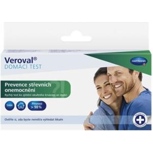 VEROVAL Prevencia črevných ochorení domáci test 1 ks