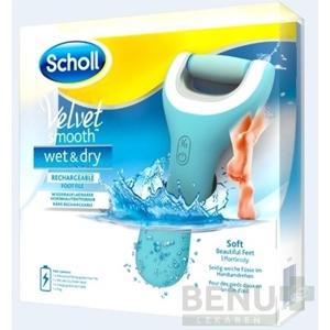 Scholl VS Elektrický pilník na chodidlá do vody 1ks