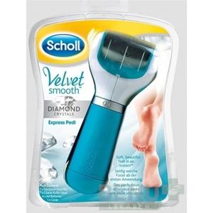 Scholl VS Diamond Elektrický pilník na chodidlá 1ks