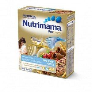 NUTRIMAMA Profutura cereálne tyčinky brusnica, čokoláda 5 x 40g