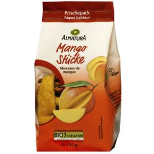 Alnatura Sušené mango 100g