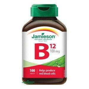 JAMIESON Vitamín B12 100 tabliet