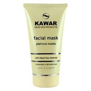 KAWAR Pleťová maska s aloe vera 150 ml