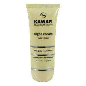 KAWAR Nočný krém 60 ml