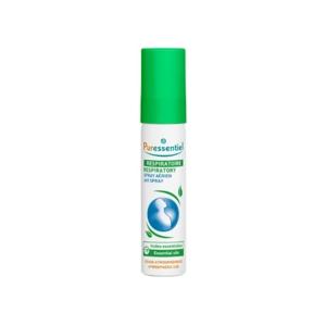 PURESSENTIEL Sprej na lepšie dýchanie 19 esenciálnych olejov 20ml