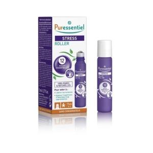 PURESSENTIEL Roll-on proti stresu 12 esenciálnych olejov 5ml