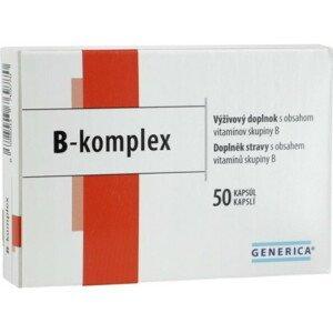 GENERICA B-komplex 100ks