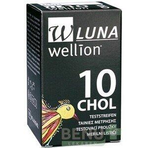 Wellion LUNA CHOL 10ks