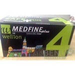 Wellion MEDFINE plus Penneedles 4 mm 100ks