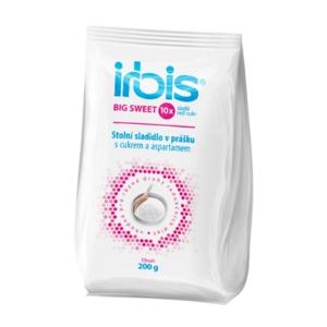 Irbis BIG SWEET stolové sladidlo v prášku plv 200g