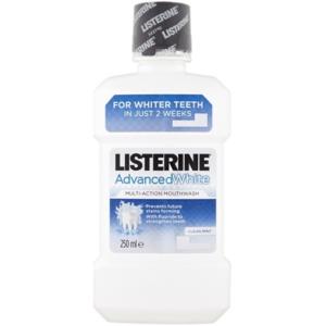 LISTERINE ADVANCED WHITE 1x250 ml 250ml