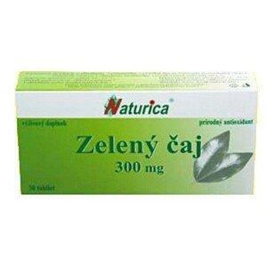 NATURICA Zelený čaj 300 mg 30 tabliet