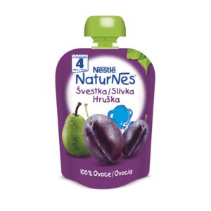 NESTLÉ Min frukt slivka, hruška 90 g