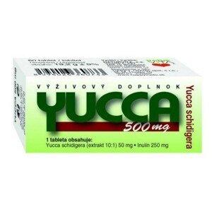 NATURVITA Yucca 500 mg 60 tabliet