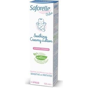 SAFORELLE Bébé krémové mlieko 125ml