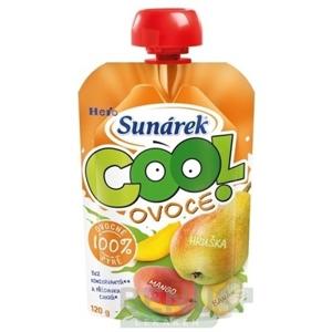 Sunárek COOL ovocie Hruška, Banán, Mango 120g