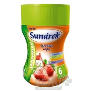 SUNÁREK Instantný nápoj jahodový 200 g