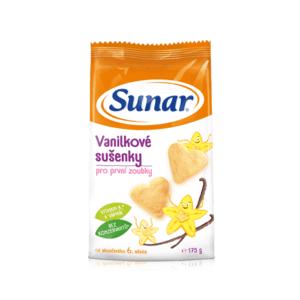 SUNÁREK sušienky vanilkové 175 g