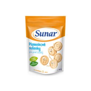 SUNÁREK sušienky písmenkové 150 g