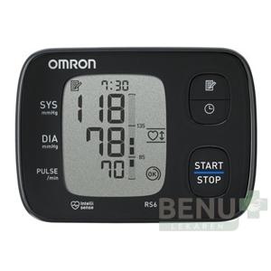 OMRON RS6 Digitálny TLAKOMER automatický 1ks