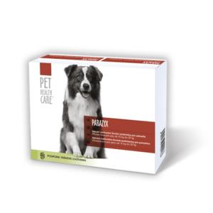 PET HEALTH CARE PARAZYX tablety pre psov od 15 kg do 30 kg 44 ks