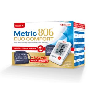 CEMIO Metric 806 duo comfort tlakomer 1 kus
