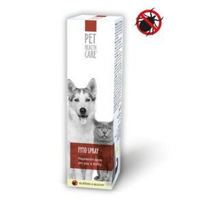 PET HEALTH CARE Repelentný sprej pre psov a mačky 200 ml