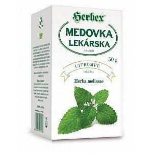 HERBEX Medovka lekárska 50 g