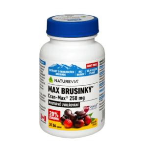 SWISS NATUREVIA Max brusnice cran-max 250 mg 36 tabliet