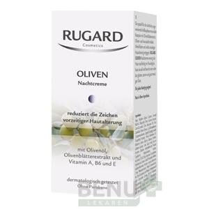 RUGARD OLIVOVÝ nočný krém 50 ml