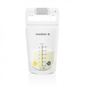 MEDELA Vrecká na skladovanie materského mlieka 50 kusov