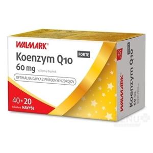 WALMARK Koenzym Q10 FORTE 60 mg PROMO 2019 cps 40+20 ks