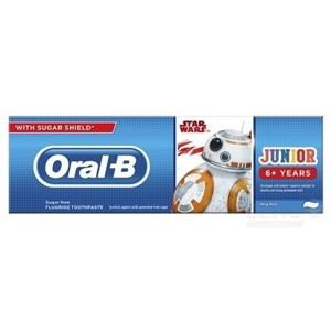 Oral-B JUNIOR Mild Mint Star Wars 75ml