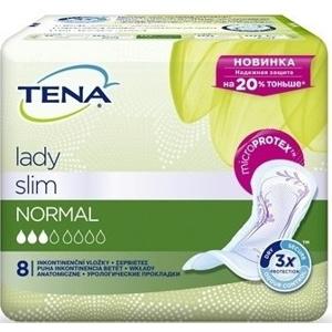 TENA Lady Slim Normal 8ks