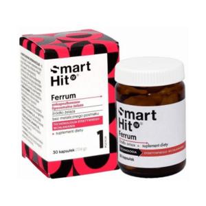 SmartHit IV Ferrum cps 1x30