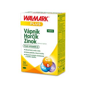 WALMARK Vápnik Horčík Zinok FORTE tbl 30