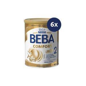 BEBA Comfort 2 HM-O 800 g - balenie 6 ks