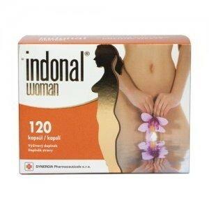 INDONAL Woman 120 kapsúl
