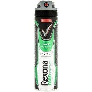 Rexona Men quantum spray anti-perspirant 1x150 ml