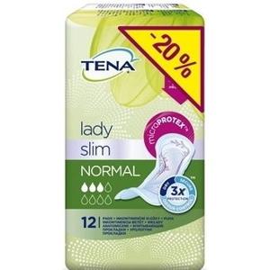 TENA Lady Slim normal 12 kusov