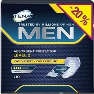 TENA Men level 2  M 10 kusov