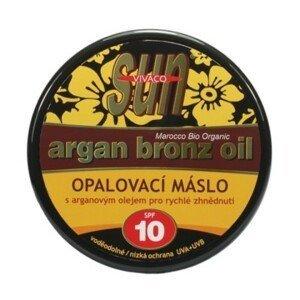 SUN ARGAN BRONZ OIL opaľovacie maslo SPF10 200 ml
