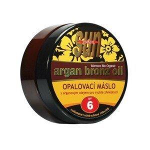 SUN ARGAN Bronz oil opaľovacie maslo SPF6 200 ml