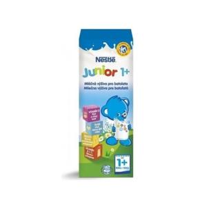 NESTLÉ Junior 1+ Originál mliečna výživa pre batoľatá 200 ml
