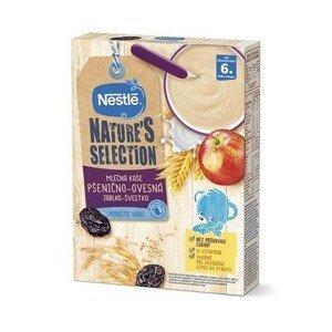 NESTLÉ Mliečna kaša psenično-ovsená s príchuťou jablko-slivka 250 g