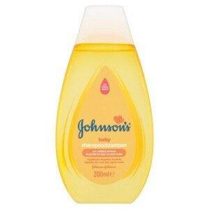 JOHNSON´S Detský šampón 200 ml