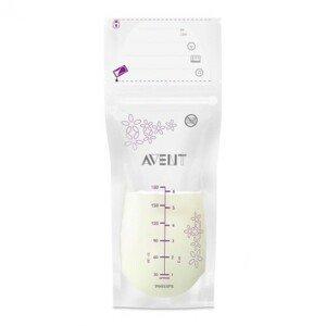 AVENT Sáčky na materské mlieko 180 ml 25 kusov