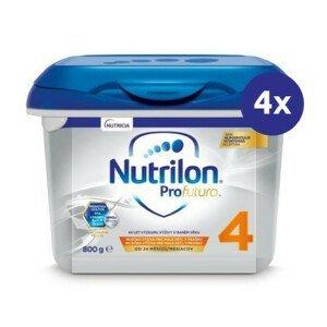 NUTRILON 4 ProFutura 800 g - balenie 4 ks